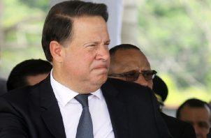 La información sobre el presidente fue omitida de las pruebas, señaló el testigo Luis Rivera Calles. Foto de archivo