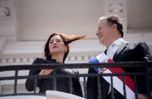 El gobierno de Panamá es uno de los más de 50 que reconoce a Juan Guaidó como presidente interino de Venezuela.