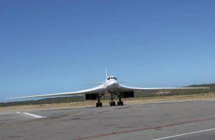Los Gobiernos de Venezuela y Rusia preparan la defensa del país suramericano, ante un eventual ataque armado. FOTO/EFE