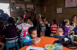 más de la mitad de los venezolanos, por encima del 61%, pasó a vivir en la pobreza extrema en 2017 y perdió más de 10 kilos de peso. FOTO/EFE