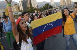 Los venezolanos están distribuidos principalmente en Colombia, Perú, Chile, Brasil y Argentina. Panamá tiene la menor cantidad. Foto de archivo