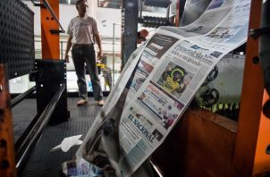 El periódico se mantendrá, por ahora, solo en su versión digital.