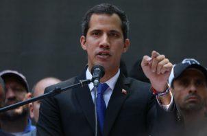 """Guaidó fue la figura que """"unió a una oposición que estaba bastante fraccionada""""."""