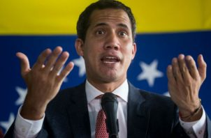 Juan Guaidó envió en mayo una carta al secretario general de la OEA, el uruguayo Luis Almagro, para iniciar los procesos de reincorporación al TIAR.