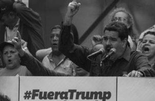 El presidente de Venezuela, Nicolás Maduro. Foto/EFE.