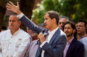 La Organización de Venezolanos Perseguidos Políticos en el Exilio (Veppex) expresó hoy su apoyo al presidente del Parlamento, Juan Guaidó