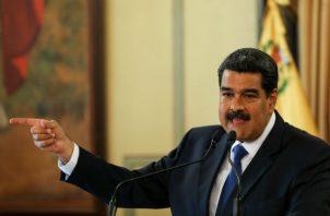 En la reunión de hoy Trump no descartó un posible despliegue militar en Colombia al recibir a Duque.