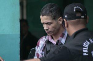 El dominicano Gilberto Ventura Ceballo pagará 50 años por el crimen de jóvenes panameños. Foto/Archivos