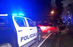 El lamentable hecho es investigado por las autoridades competentes. Foto/Melquiades Vásquez.