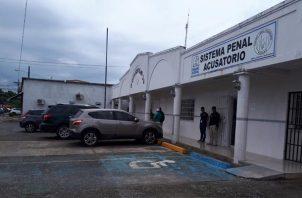 Al  acusado  se le legalizó la detención provisional por seis meses y se le imputó el delito de abuso sexual. Foto/Melquiades Vásquez