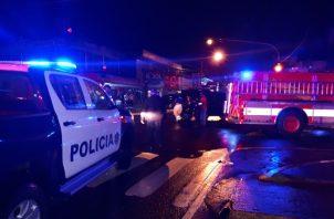 Las autoridades del tránsito han informado que hay 12 víctimas menos por accidentes que el año pasado para este periodo. Foto/Melquiades Vásquez