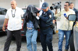 Estará cinco meses detenido en la cárcel de Santiago. Foto: Melquiades Vásquez.