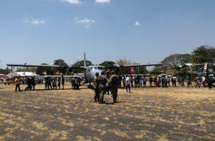En el evento participaron diversas escuelas de aviación establecidas en el país. Foto/Eric Montenegro