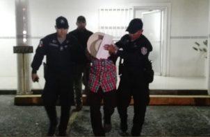 el ciudadano de 69 años es acusado de abusar de una menor de 8 años. Fotos/Melquiades Váquez