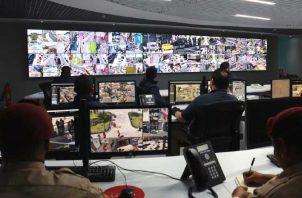 Los trabajadores cuentan con apoyo de entidades de seguridad del país. Foto de cortesía