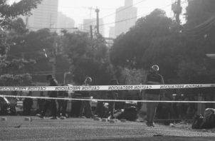 La Policía Nacional está encargada de detener a criminales, pero la responsabilidad del Estado es evitar que las personas se vuelvan criminales. Foto: Archivo. Epasa.