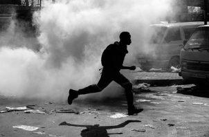Los ataques xenófobos han causado al menos doce muertos, ocho de los cuales eran sudafricanos, dos extranjeros y dos de nacionalidad desconocida. Foto: AP.