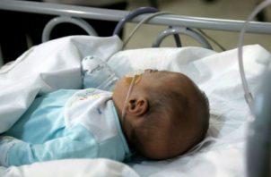 El Virus Sincitial Respiratorio afecta a niños menores de cinco años. Foto: Panamá América.