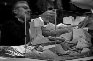 Los votantes ya hemos decidido por quién vamos a votar después de haber considerado, estudiado, recapacitado sobre las propuestas de los siete candidatos. Foto: EFE.