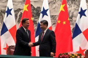Cierre de importantes vías durante la vista del presidente de la República Popular China, Xi Jinping. Foto: Panamá América.