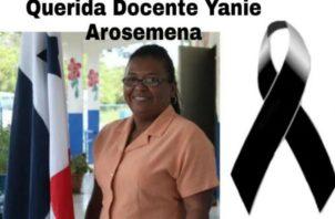 Yanie Arosemena murió de múltiples puñaladas. Foto: Melquíades Vásquez.