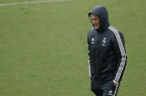 Zidane es optimista.