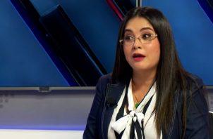 Zulay Rodríguez ha solicitado que se investigue a Kenia Porcell y a Juan Carlos Varela.