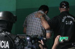 Los familiares del alcalde de Los Santos han pedido que se respete su presunción de inocencia. Víctor Arosemena