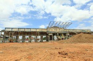 El estadio debe estar listo en julio de 2019.