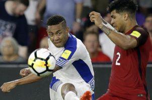 Gabriel Torres se constituyó en una ficha clave en la delantera panameña durante el Hexagonal de la Concacaf.