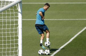 Cristiano ya se ve con otra Champions.