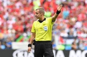 Geiger ha tenido constante actividad en la Copa del Mundo.
