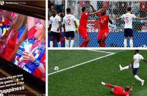 Baloy hizo historia en Rusia.