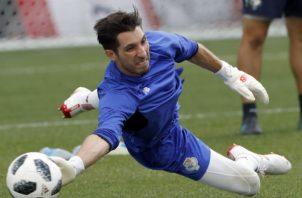 Jaime Penedo. Foto:AP