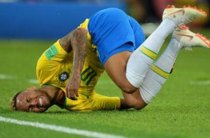 Neymar, la principal amenaza contra México. Foto AP