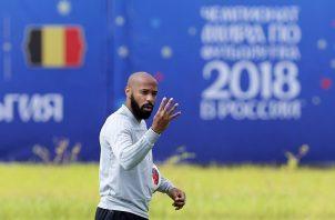 Henry espera ayudar a Bélgica.