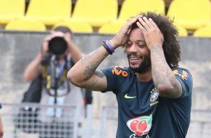 Marcelo jugará ante Bélgica.