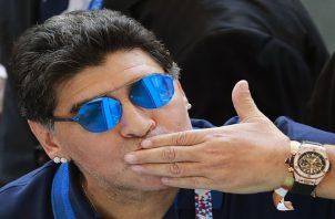 Diego Armando Maradona, Foto EFE