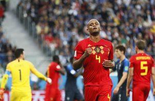 Kompany ve un futuro esperanzador para Bélgica.