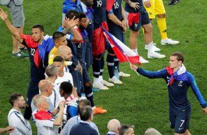 Francia ganó su segundo mundial.