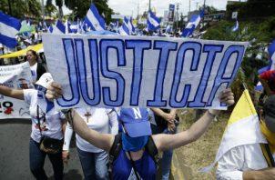 Nicaragua cumplió ayer, lunes 6 de agosto, 112 días de protestas.