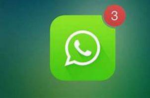 Fallas en WhatsApps. Foto/Internet
