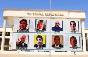 La oferta de precandidatos presidenciales de CD motivó el  28.5% de participación. /Foto Archivo