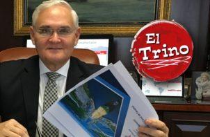 El administrador del Canal de Panamá trabaja en nuevas estrategias de negocios en torno a la vía Interoceánica de Panamá. /Foto Juan Carlos Lamboglia