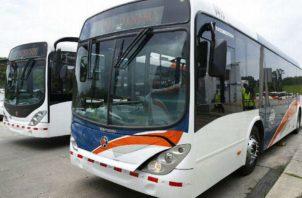 Mi Bus implementa nueva ruta troncal. Foto/Archivos