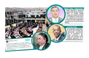 Beby Valderrama nombró a su suegra en la planilla de la Asamblea Nacional.