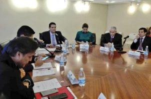 Reunión de la Comisión de Credenciales