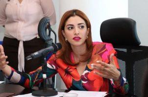 Levy anunció que se postulará para correr como diputada para las elecciones del 2019 / Archivo.