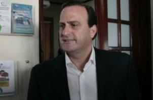 Riccardo Francolini fue uno de los principales afectados. Foto: Panamá América