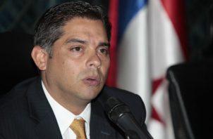 Diputado del Partido Panameñista, Beby Valderrama.